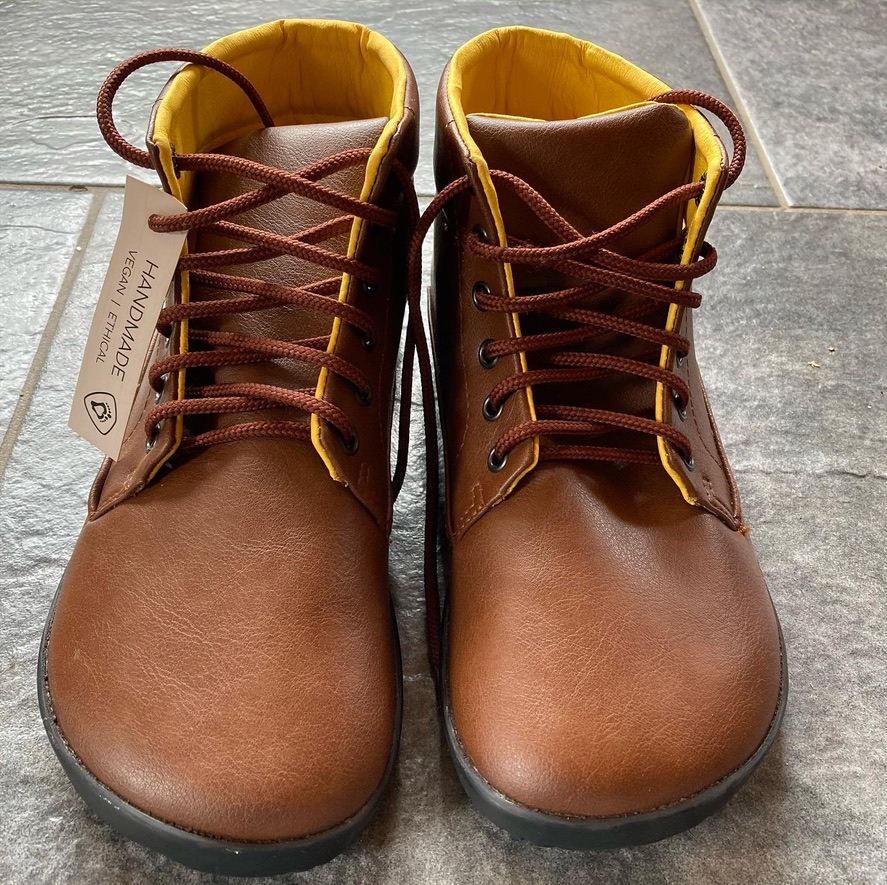 Ahinsa vegan boots