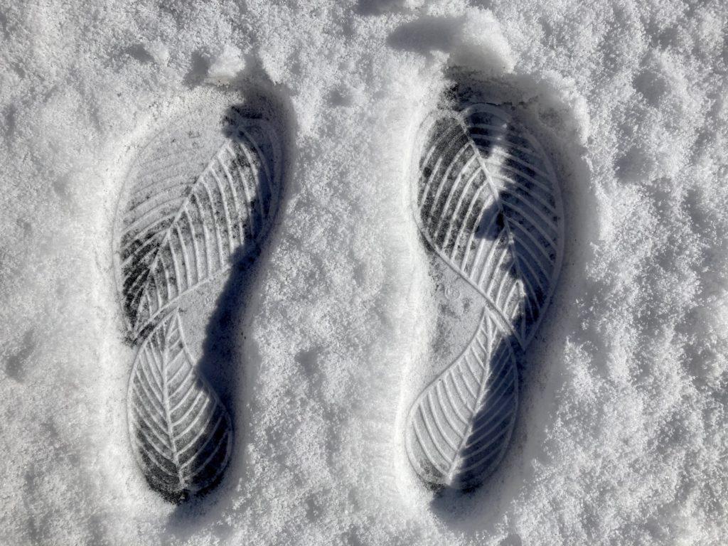 Belenka footprint